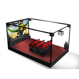 Amusement Park Virtual Reality Cinema 5D 7D 9D 12D Mini Theater Equipment
