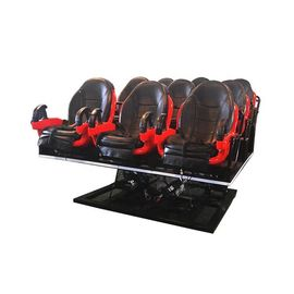 6 Seats Family 9D Virtual Reality Cinema Amusement Machines With Deepoon VR Glasses